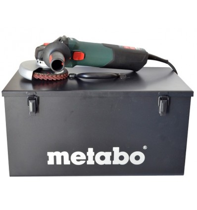 Amoladora Angular METABO Quick Inox WEV 15-125 SET