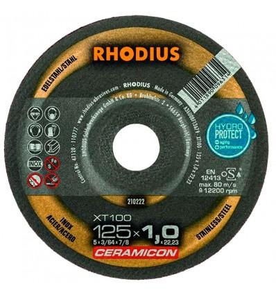 Disco Corte Rhodius Ceramicon XT100
